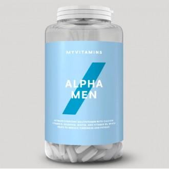 Мультивитамины Alpha Men (120 таб)