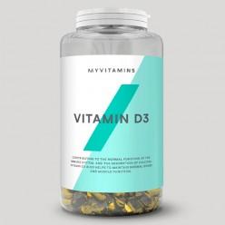 Витамин D3 (180 капсул)