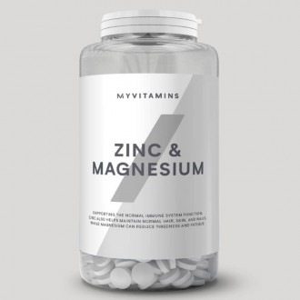 Myprotein Цинк и Магний (270 капсул)