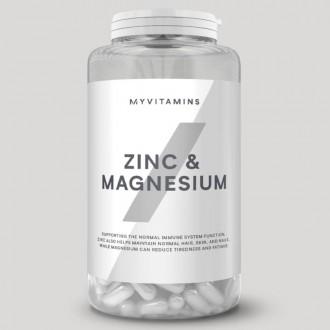 Myprotein Цинк и Магний + B6 (270 капсул)