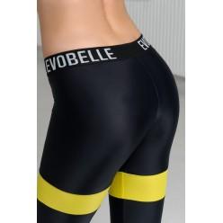 Спортивные лосины Evobelle Infinity Yellow