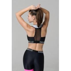 Топ для фитнеса Evobelle Infinity Pink