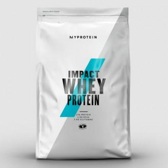 Сывороточный протеин IMPACT WHEY (Итальянское Мороженое) - 2.5кг